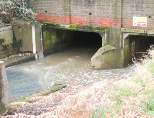 Culverted Watercourse  Level Monitoring